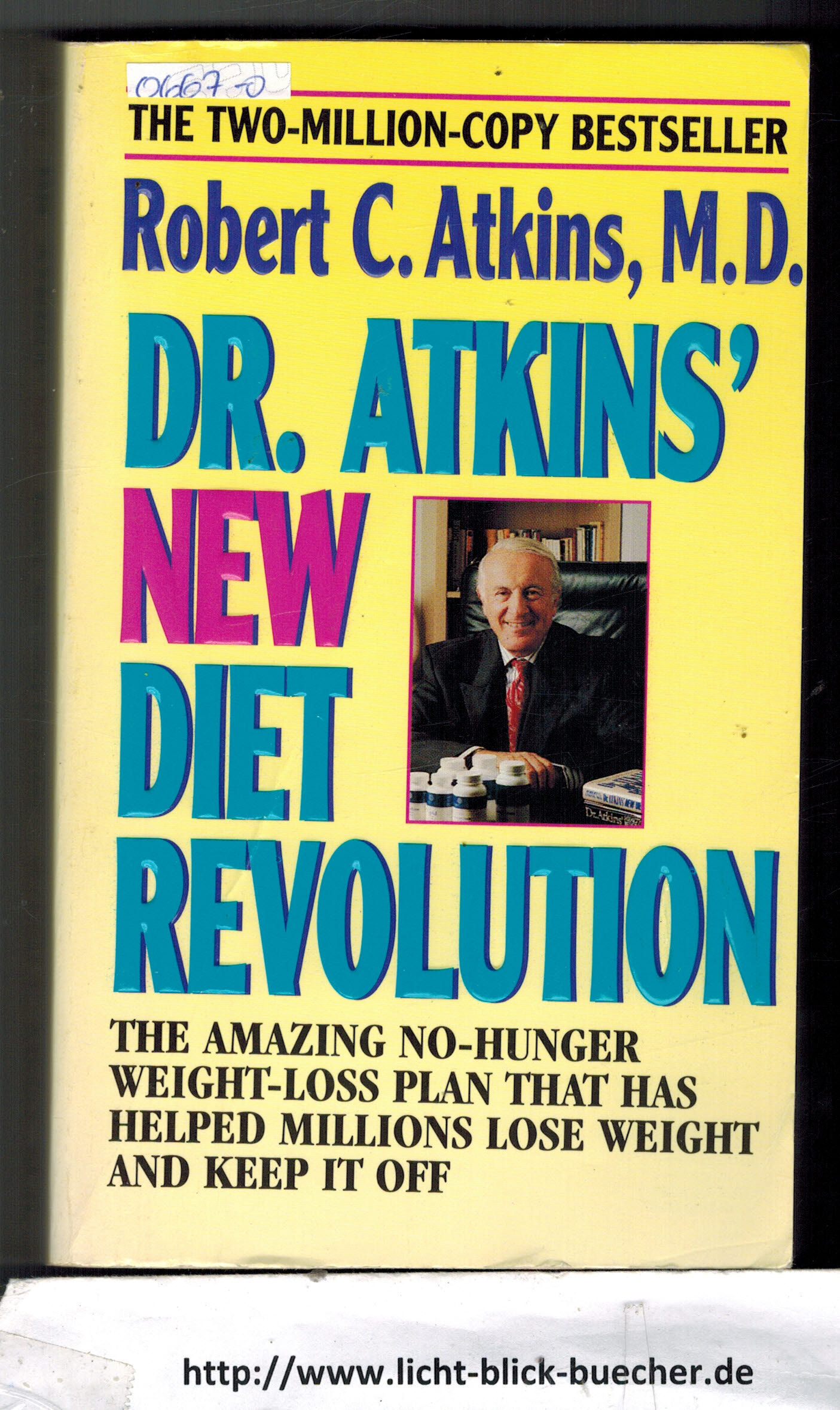 Dr, ATKINS New Diet Revolution