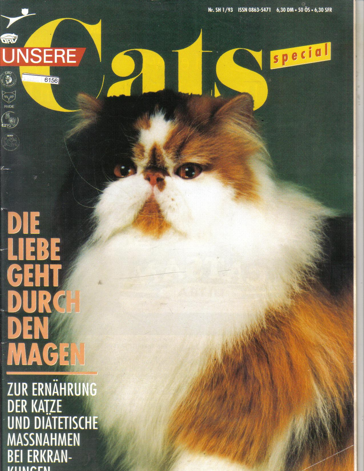 Unsere Cats special