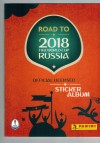Road to 2018  FIFA WORLD CUP RUSSIA official licensed Sticker Abumpanini
